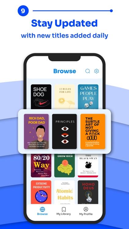 Retell - Books Key Insights screenshot-8