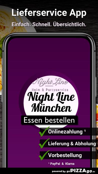 Night-Line München screenshot 1