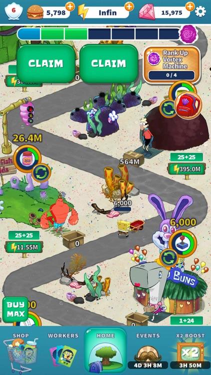 SpongeBob's Idle Adventures screenshot-5
