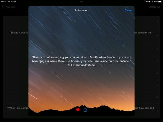 Your Way - Affirmation screenshot 14