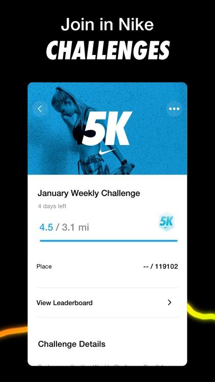 Nike Run Club: Running Coach screenshot-3
