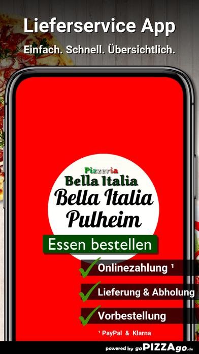 Bella-Italia Pulheim screenshot 1
