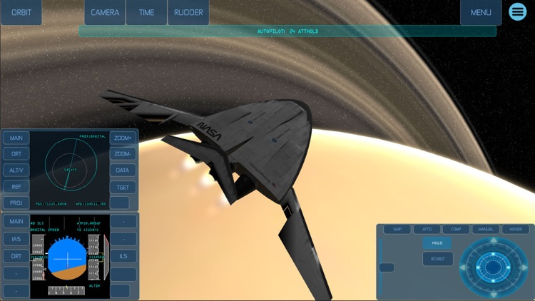 Space Simulator screenshot-7