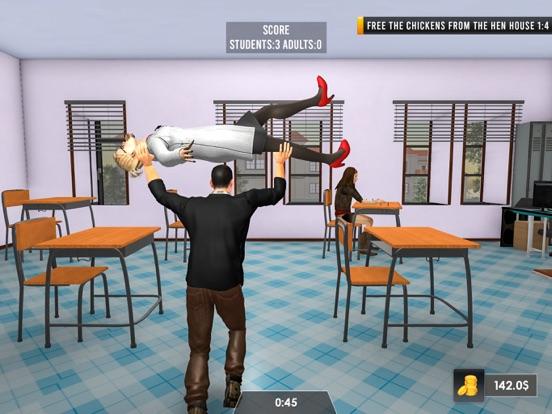 Bad Bully Guys At School screenshot 7