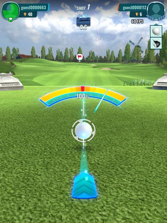Shot Online: Golf Battle screenshot 8