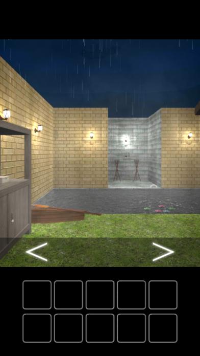 脱出ゲーム 雨降る庭からの脱出のおすすめ画像1