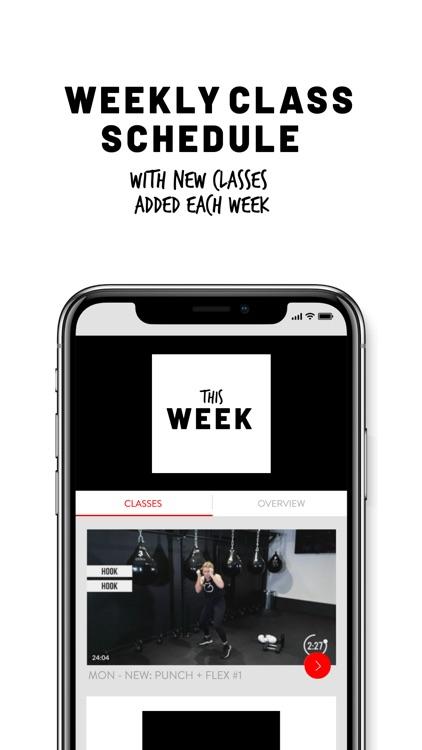 Boxx: Workouts & Fitness Plans screenshot-6