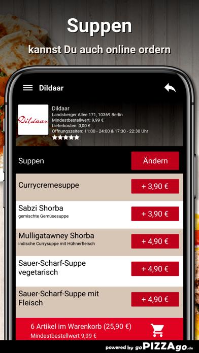 Dildaar-Berlin screenshot 5