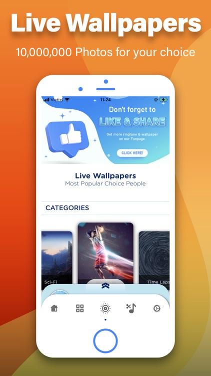Ringtones for iPhone - Tones screenshot-6