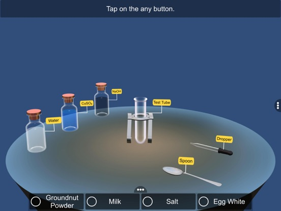 Test for protein in food screenshot 12