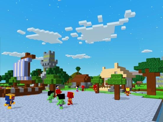 Block Craft World: Craft.io screenshot 9