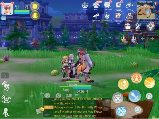 Ragnarok Origin: MMORPG Online screenshot 13