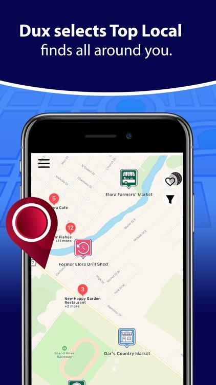 Dux - Your Local City Guide screenshot-4