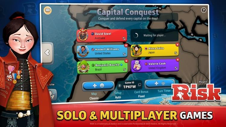 RISK: Global Domination screenshot-4