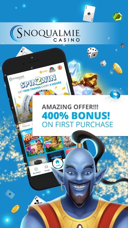 Snoqualmie Casino Online