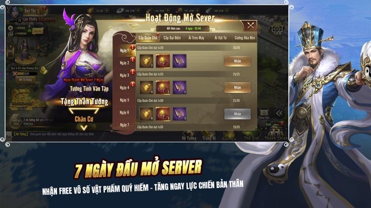 Tân Tam Quốc - iTap screenshot-9