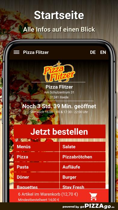 Pizza Flitzer Ilsede screenshot 2