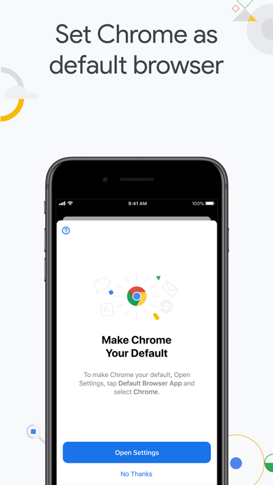 messages.download Google Chrome software