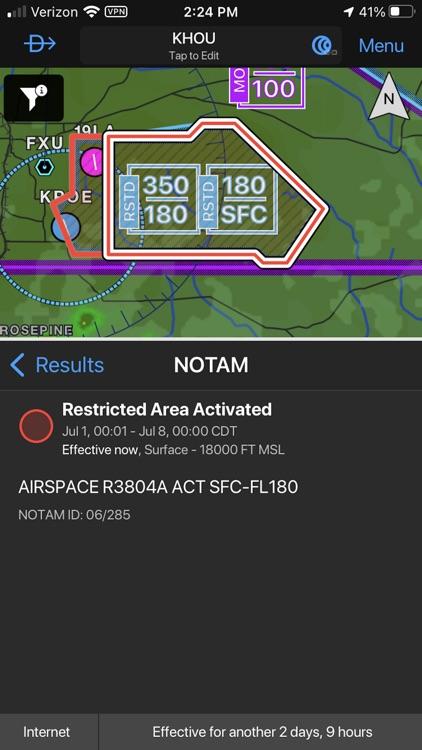 Garmin Pilot screenshot-3