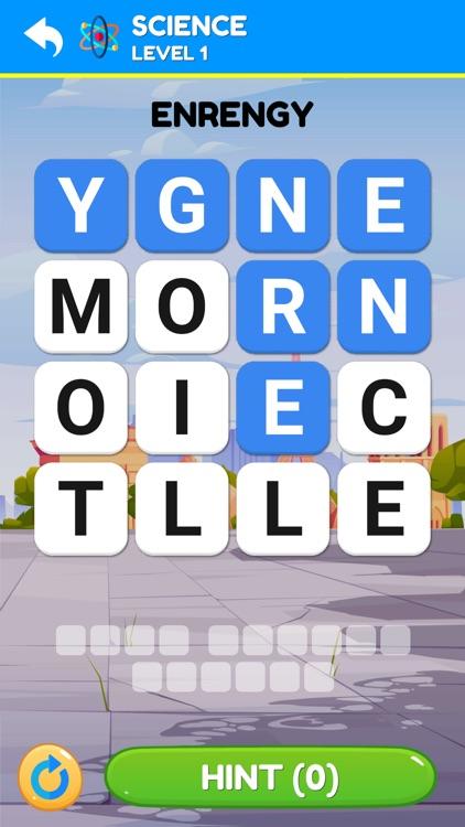 Word Brain Puzzle - Word Game screenshot-3