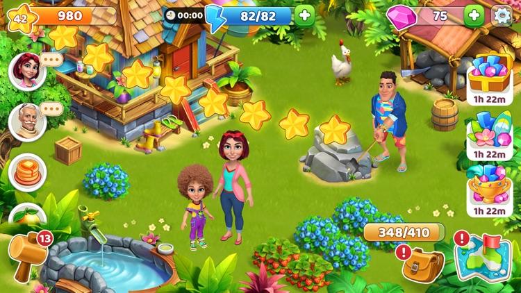 Bermuda Adventures: Farm Games screenshot-4