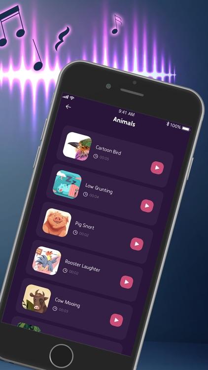 Funny Color Call & Ringtones screenshot-3