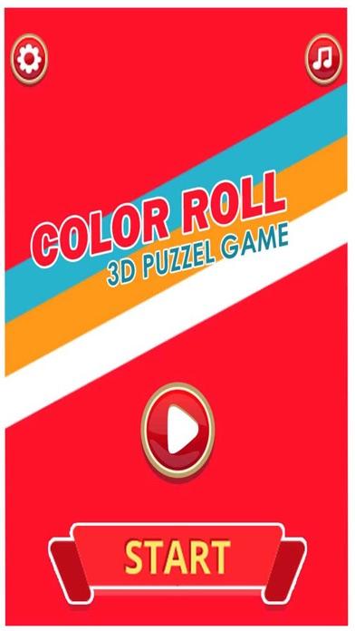 カラーロールスイッチ:パズルを並べ替える紹介画像8