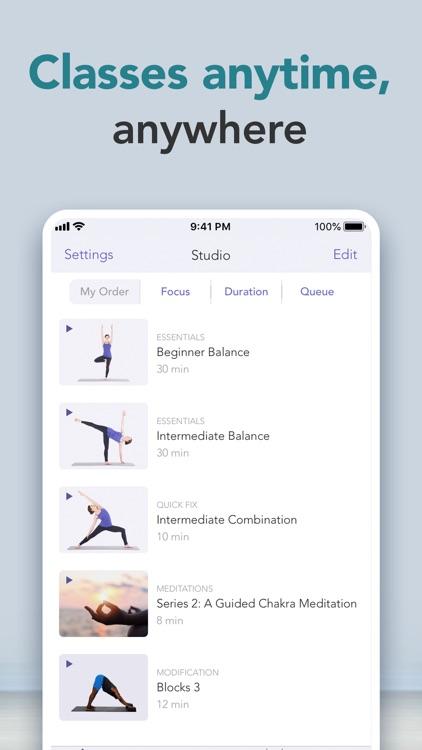 Yoga Studio: Poses & Classes screenshot-7