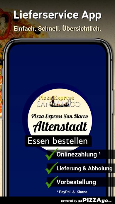 Pizza Express San Marco Altens screenshot 1