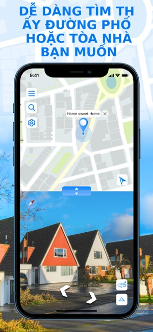 Street View Map 360 - Máy ảnh