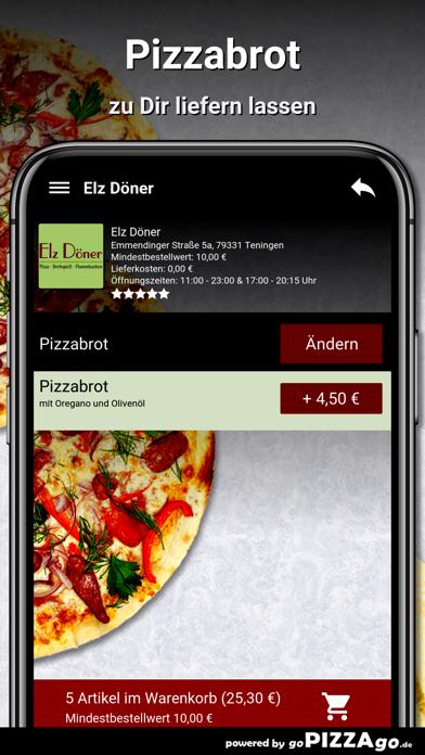 Elz Döner Teningen screenshot 5