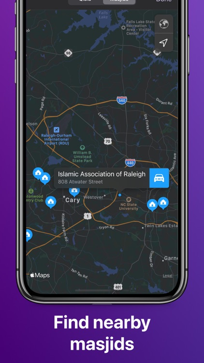Guidance: Islamic Prayer Times screenshot-3