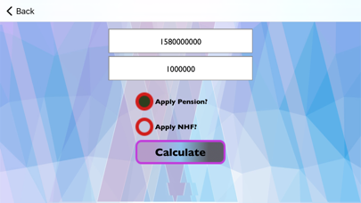 Nigeria Tax screenshot 2