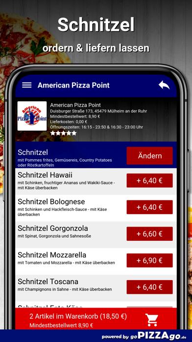 American Pizza Point Mülheim screenshot 6