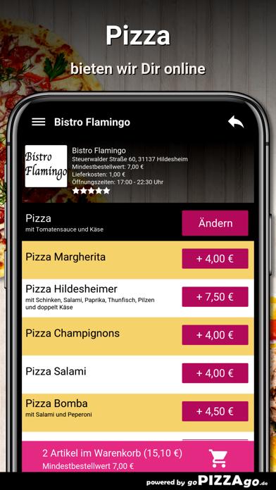 Bistro Flamingo Hildesheim screenshot 5