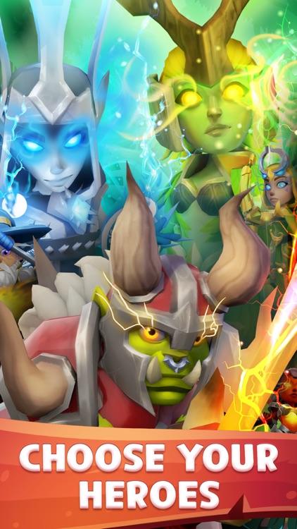 Vanguard: Battle Arena