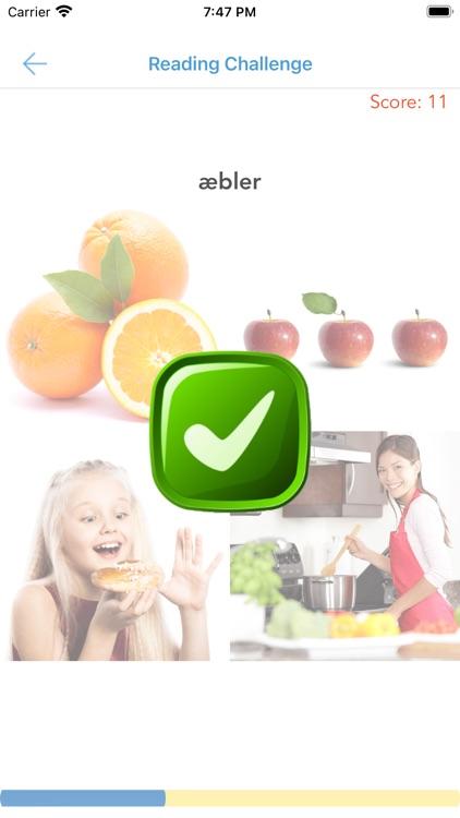 Danish for Beginners & Kids screenshot-5