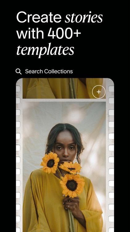 Unfold: Story & Collage Maker screenshot-7