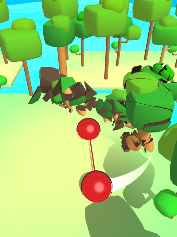 Wood Cut! screenshot 8