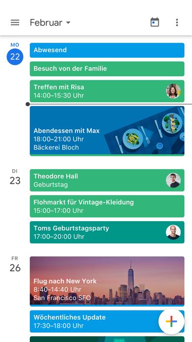 Google Kalender: TerminplanerScreenshot von 1
