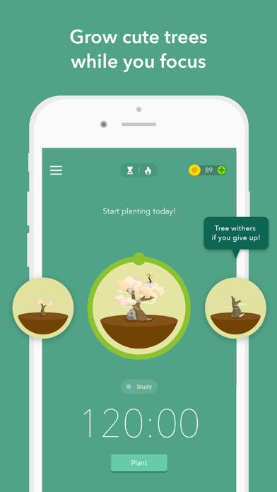 Forest - Your Focus Motivation Screenshots
