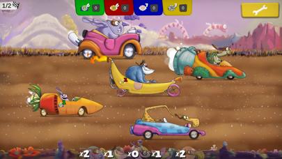 Jungle Race Digital screenshot 4