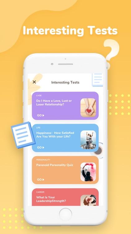 Life Insight-Fun Tests&AI Face screenshot-8
