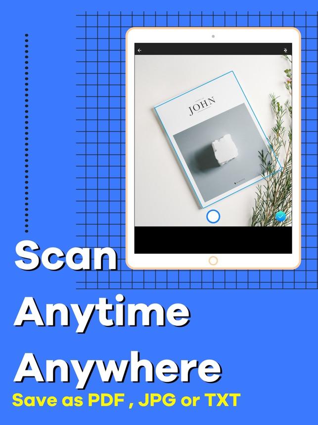 Scanner : Scan Tài Liệu