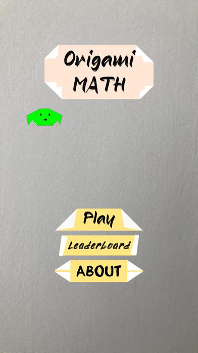 Origami Math screenshot 1