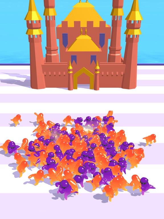iPad Image of Dino Runner 3D: Blob Clash