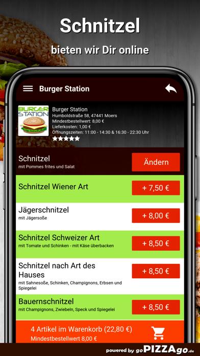 Burger Station Moers screenshot 5