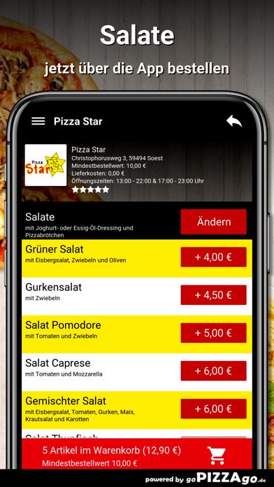 Pizza Star Soest screenshot 5