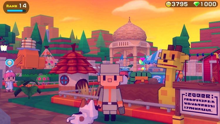 Zookeeper World screenshot-3