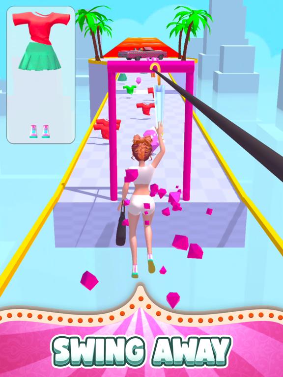 DressUp Run! screenshot 7